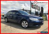 Classic 2011 Skoda Octavia 1Z 90TSI Liftback 5dr Man 6sp 1.4T [MY11] Blue Manual M for Sale